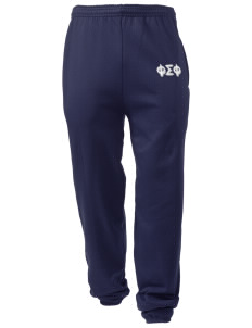 Phi Sigma Phi Sweatpants with Pockets