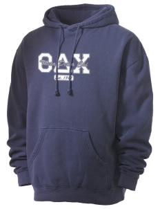 Theta Delta Chi Men's 80/20 Pigment Dyed Hooded Sweatshirt