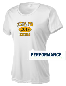 Zeta Psi Women's Competitor Performance T-Shirt