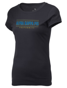 Alpha Kappa Psi Holloway Women's Groove T-Shirt