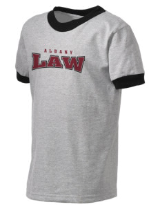 Albany Law School of Union University University Kid's Ringer T-Shirt