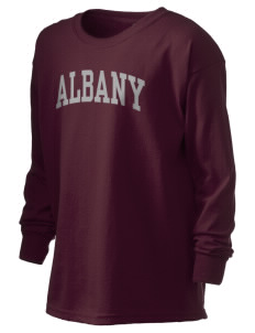 Albany Law School of Union University University Kid's 6.1 oz Long Sleeve Ultra Cotton T-Shirt