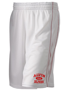 "Alvin Community College Dolphins Holloway Women's Piketon Short, 8"" Inseam"
