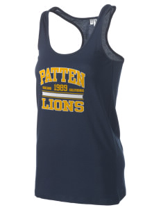Patten University Lions Women's Racerback Tank