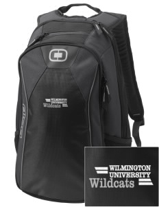 Wilmington University Wildcats Embroidered OGIO Marshall Backpack