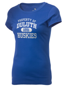 Duluth Business University University Holloway Women's Groove T-Shirt