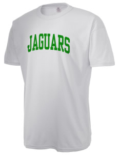 East Arkansas Community College Jaguars  Russell Men's NuBlend T-Shirt