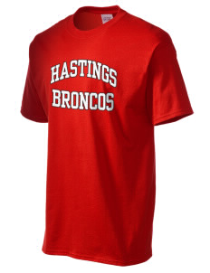 Hastings College Broncos Men's Essential T-Shirt