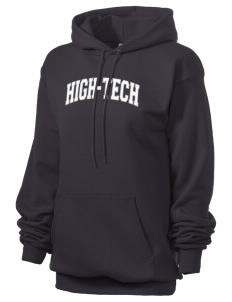 High-Tech Institute est. 1992 Unisex 7.8 oz Lightweight Hooded Sweatshirt