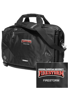 Arizona Christian University Firestorm Embroidered OGIO Corporate City Corp Messenger Bag