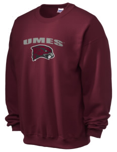 University of Maryland Eastern Shore Hawks Ultra Blend 50/50 Crewneck Sweatshirt