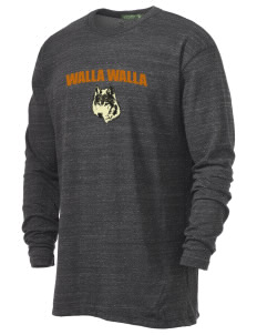 Walla Walla University Wolves Alternative Men's 4.4 oz. Long-Sleeve T-Shirt
