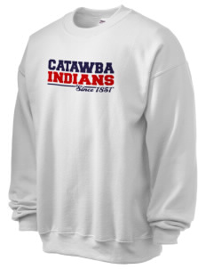 Catawba College Indians Ultra Blend 50/50 Crewneck Sweatshirt