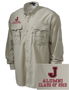 Jefferson Medical College College Embroidered Men's Explorer Shirt with Pockets