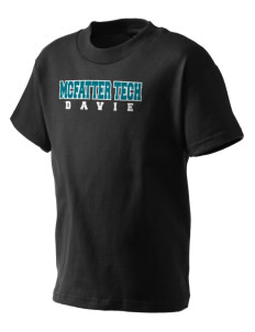 McFatter Technical Center Davie Kid's T-Shirt