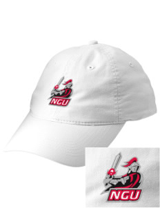 North Greenville University Crusaders Embroidered Vintage Adjustable Cap