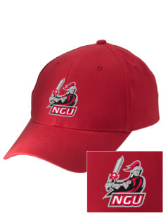 North Greenville University Crusaders Embroidered Low-Profile Cap