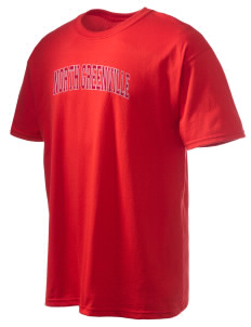 North Greenville University Crusaders Ultra Cotton T-Shirt