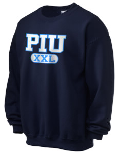 Piedmont International University BRUINS Ultra Blend 50/50 Crewneck Sweatshirt