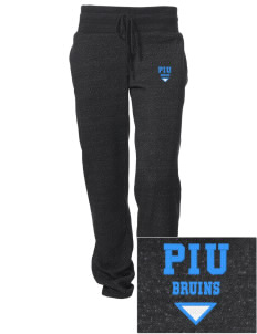 Piedmont International University BRUINS Embroidered Alternative Women's Unisex 6.4 oz. Costanza Gym Pant