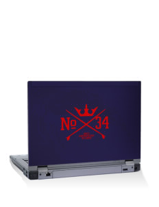 "Nimitz Middle School Sea Hawks 14"" Laptop Skin"