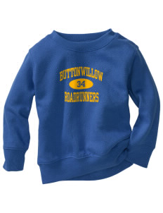 Buttonwillow Elementary School Roadrunners Toddler Crewneck Sweatshirt