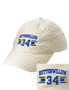 Buttonwillow Elementary School Roadrunners Embroidered Vintage Adjustable Cap