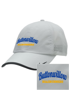 Buttonwillow Elementary School Roadrunners Embroidered Nike Dri-FIT Swoosh Perforated Cap