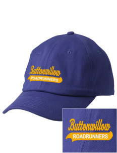 Buttonwillow Elementary School Roadrunners Embroidered Champion 6-Panel Cap