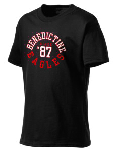 Benedictine University Eagles Kid's Lightweight T-Shirt