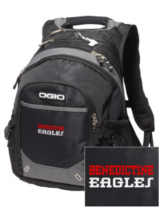 Benedictine University Eagles Embroidered OGIO Fugitive Backpack