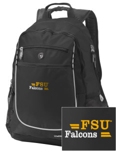 Fairmont State University Falcons Embroidered OGIO Carbon Backpack