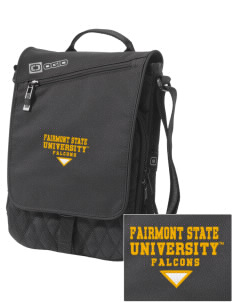 Fairmont State University Falcons Embroidered OGIO Module Sleeve for Tablets