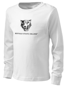 Buffalo State College Bengals  Kid's Long Sleeve T-Shirt