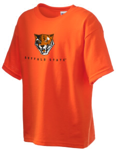 Buffalo State College Bengals Kid's 6.1 oz Ultra Cotton T-Shirt