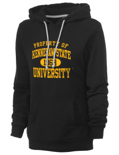 Kennesaw State University Owls Women's Core Fleece Hooded Sweatshirt
