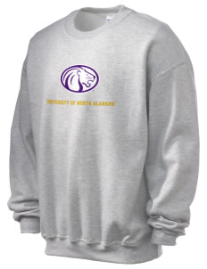 University of North Alabama Lions Ultra Blend 50/50 Crewneck Sweatshirt