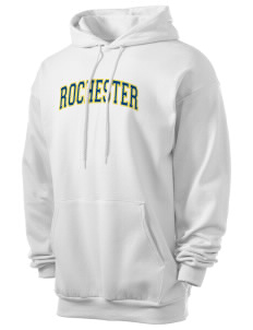 University of Rochester Yellowjackets Men's 7.8 oz Lightweight Hooded Sweatshirt