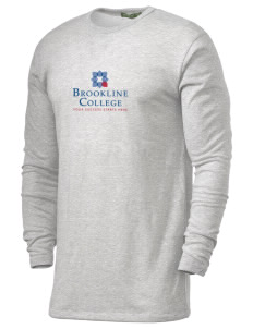 Brookline College College Alternative Men's 4.4 oz. Long-Sleeve T-Shirt