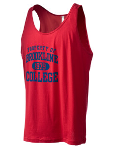 Brookline College College Men's Jersey Tank