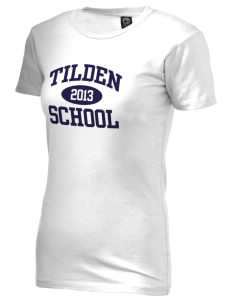 Tilden School School Alternative Women's Basic Crew T-Shirt