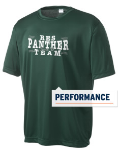 Mesa Verde Elementary School Panther Men's Competitor Performance T-Shirt