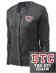 The DTC The DTC Embroidered Women's Cardigan Sweater