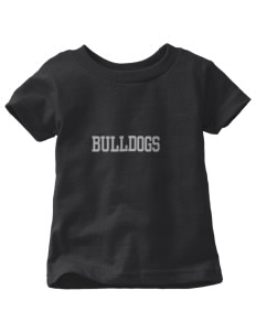 Del Puerto High School Bulldogs  Toddler Jersey T-Shirt