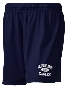 "Northlake Elementary School Eagles Holloway Women's Performance Shorts, 5"" Inseam"