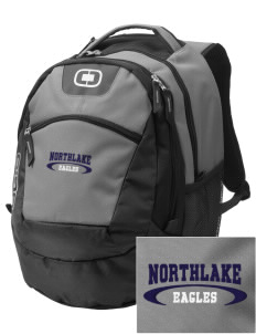 Northlake Elementary School Eagles Embroidered OGIO Rogue Backpack