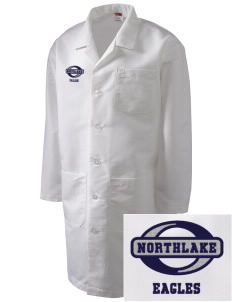 Northlake Elementary School Eagles Full-Length Lab Coat