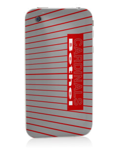 Bethel Elementary School Cardinals Apple iPhone 3G/ 3GS Skin