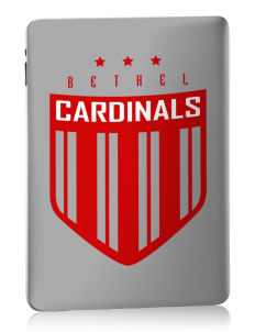 Bethel Elementary School Cardinals Apple iPad Skin