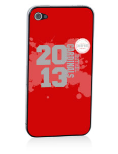 Bethel Elementary School Cardinals Apple iPhone 4/4S Skin